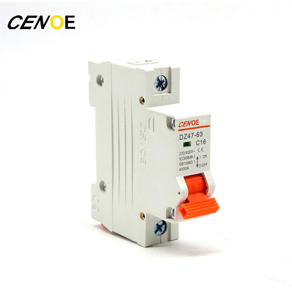 Size Of Circuit Breaker Suppliers And Dz47 100a Miniature China Electronic Digital Manufacturers At