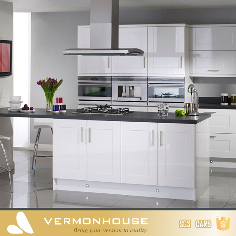 Kitchen Decoration Malaysia: 2018 Hangzhou Vermont Modern Design Modular Kitchen