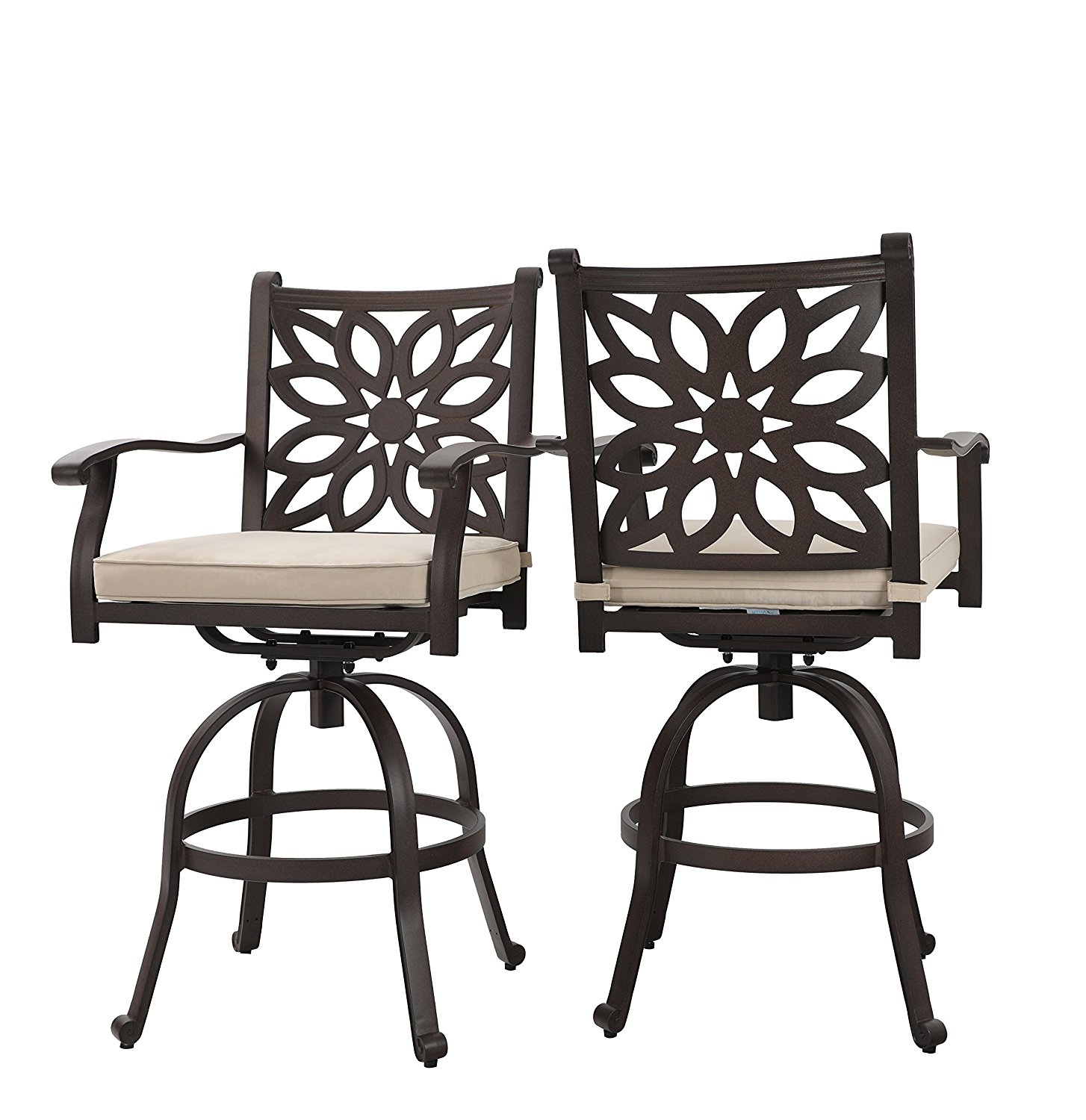Peachy Cheap Patio Bar Set With Swivel Chairs Find Patio Bar Set Andrewgaddart Wooden Chair Designs For Living Room Andrewgaddartcom