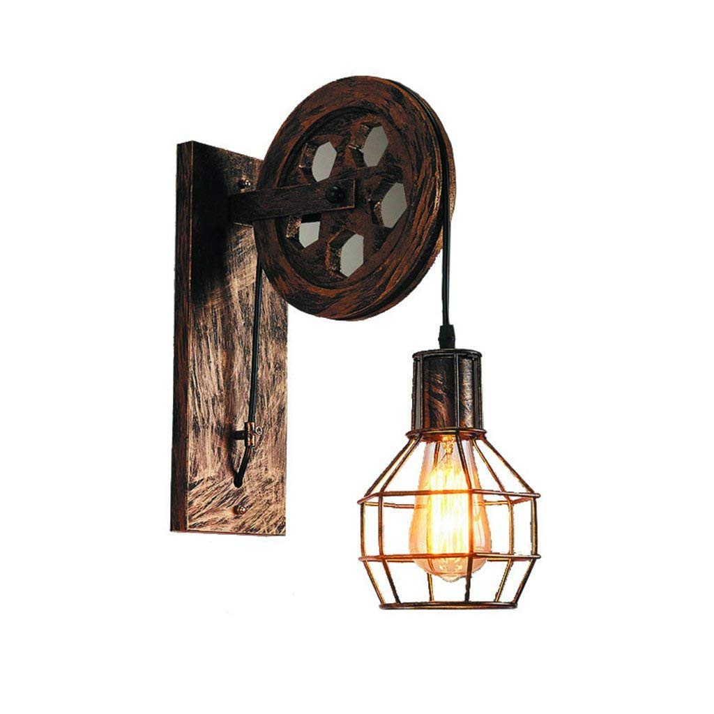 Cheap Cage Lamp Shade Find Deals On Line At Alibabacom Industrial Wire Wall Light Get Quotations Gchen Vintage Wrought Iron Rustic Sheath