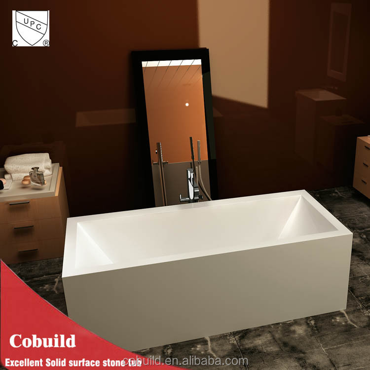 K29 New Design Pure Acrylic Solid Surface Center Tub,Freestanding ...