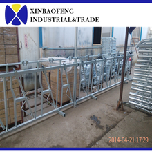 equipment barn cattle galvanized livestock fence panels