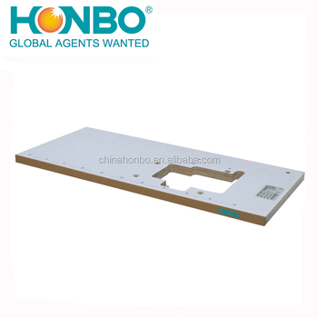 Hb40 Metric Measure Bobbin Tray Front Side Bent Edges Industrial Impressive Industrial Sewing Machine Table Top