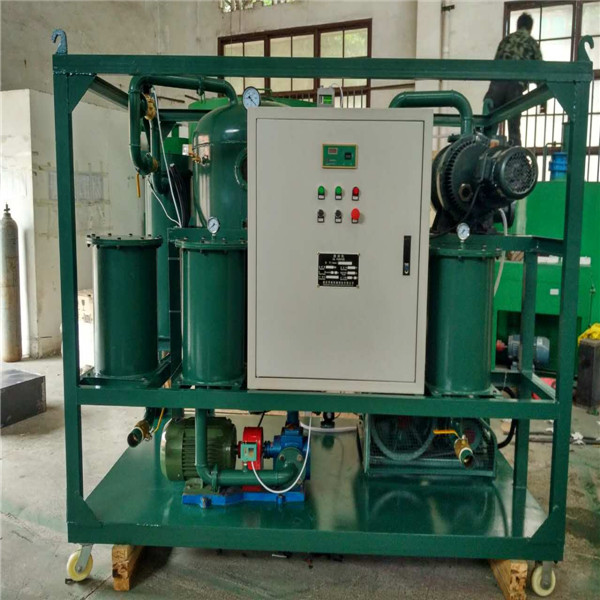 KL Large power plant automation multi-function fire resistant oil purifier