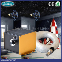 2016colorful fiber optic night lights best gift for kids room decoration with no eletrical fibers
