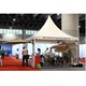 1010 high Luxury Customized Size High Peak Pagoda Wedding Party Event Exhibition Tent
