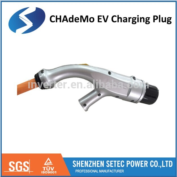 1000v ev quick charger/plug connectors