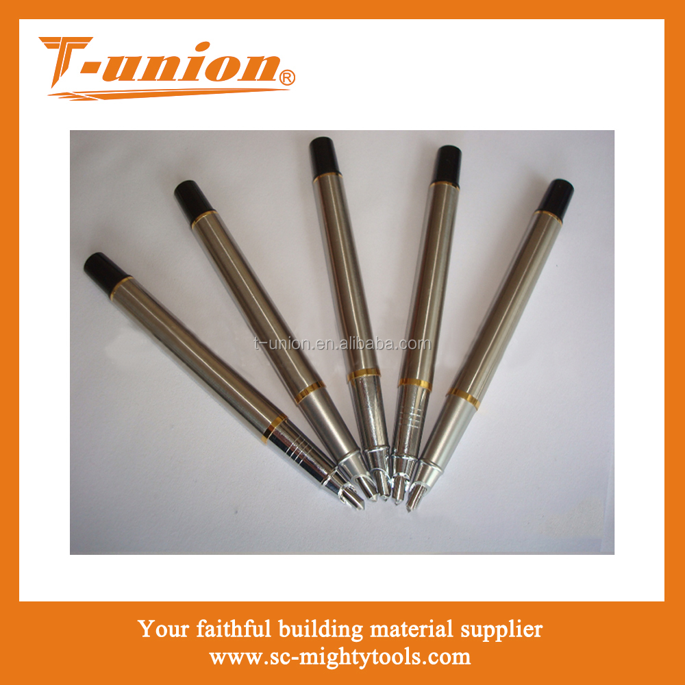 Natural diamond engraving pen/diamond tip engraving pen