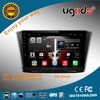"ugode superb touch screen 10.1"" quad core car dvd player with gps for vw passat B8"