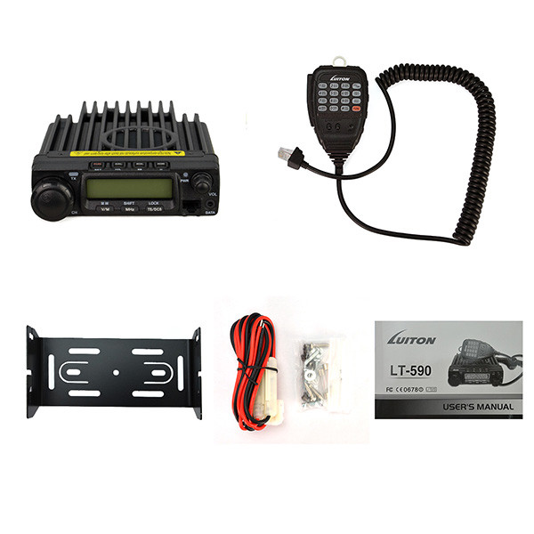 Luiton car Radio LT-590 mobile ham radios china