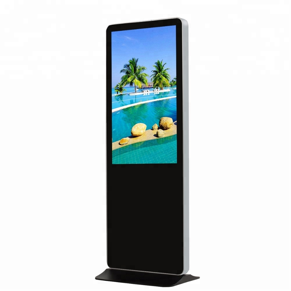 "39.5 "", 43"", 50 "", 55"" 58 "", 65 ""Touch Screen Chiosco Digital Signage Chiosco"