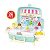 Newest Kids Kitchen Toys Set Ice Cream Truck Pretend Play