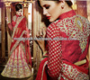 Wholesale indian lehenga sarees -Bridal lehenga sarees-indian and pakistani bridal lehenga - exclusive indian bridal sarees