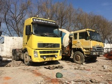 Used 6x4 Volvo Truck Head FM12 For Sale with Good Condition and price, Used Volvo FM12 Tractor Truck