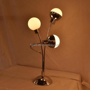 sphere matte glass ball furniture adornments table lamp