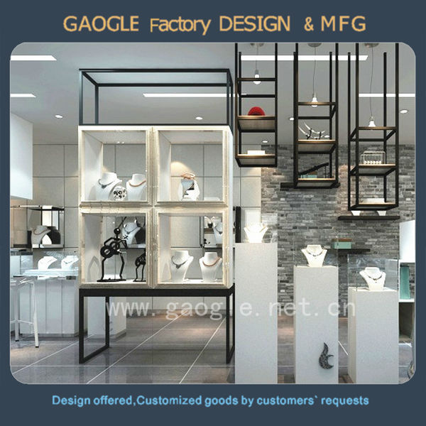 Jewelry Exhibition Stand Design : High quality jewelry exhibition stand design for