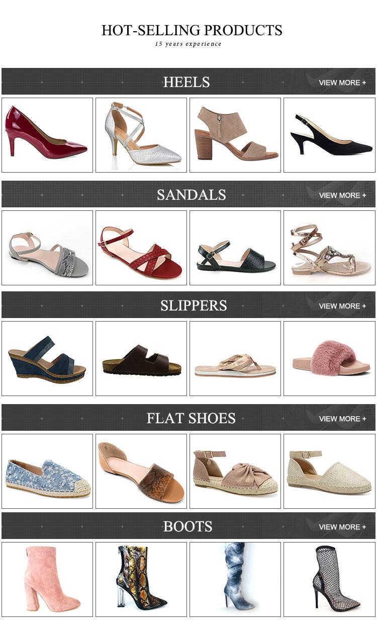 Nova moda slip-on pontas-toe bombas designer senhoras vestido vermelho sapatos de salto alto sapatos de senhora à prova d' água