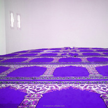 pp wilton design mosque prayer carpet roll