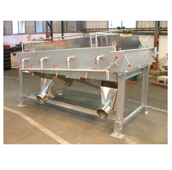 Oyster weight grader/fish sorting machine/abalone weight grading machine