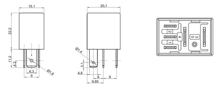 HTB12lrlMVXXXXcfXVXXq6xXFXXXT 871 1c c r1 c0944 relay 12v 30a universal auto buy relay,871 1c R6r Wiring Diagram at bayanpartner.co