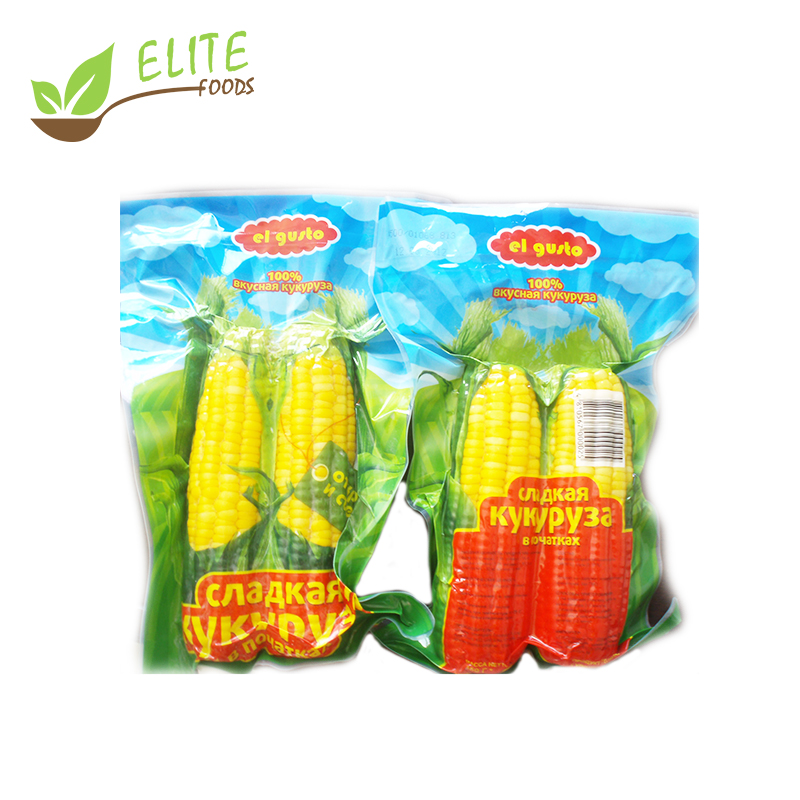 New Season Vacuum Package Sweet <strong>Corn</strong> on the Cob with Good Price