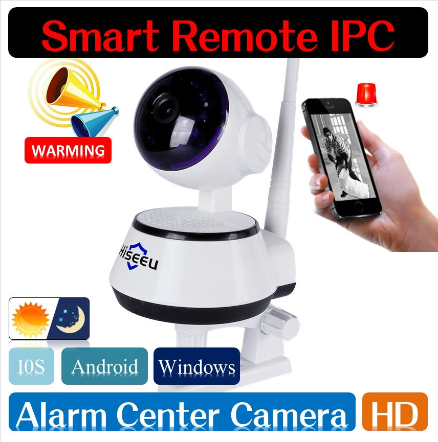 Mini IR Smart Camera for family Defender Indoor Network HD Cctv Support P2P  Smart Phone Android IOS PC ONVIF2 0 H 264