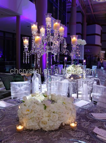 Crystal Table Top Chandelier Centerpieces For Weddings,Crystal ...