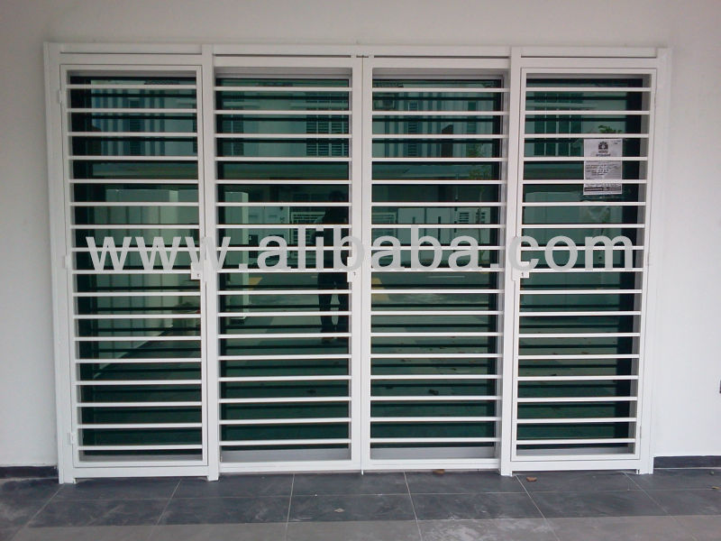 Mild Steel Door Grill Buy Door Grill Design Glass Door Grill