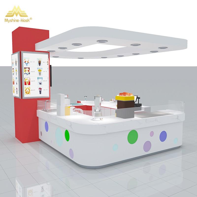Modern High End Indoor Mall Food Kiosk Of Susi Bar Buy