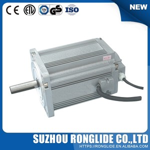 New Design Good Quality 3600Rpm Electric Brushless Dc Motor