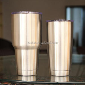 18/8 Stainless Steel Tumbler 20/30 Oz Insulated Cup Cooler Coffee Mug 30OZ
