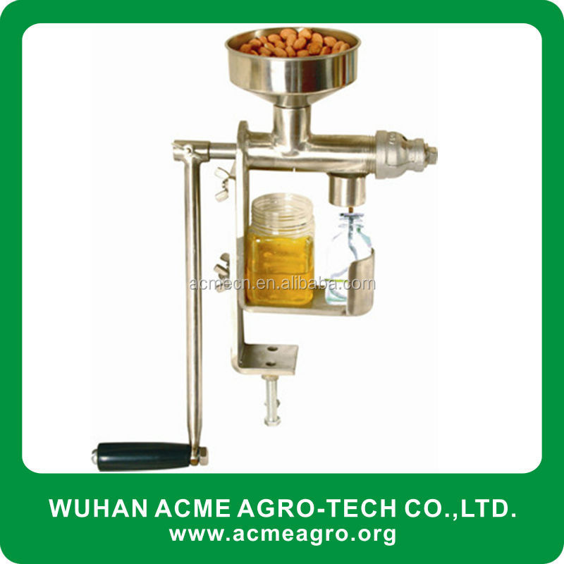 New arrival smaller oil expeller/manual oil press