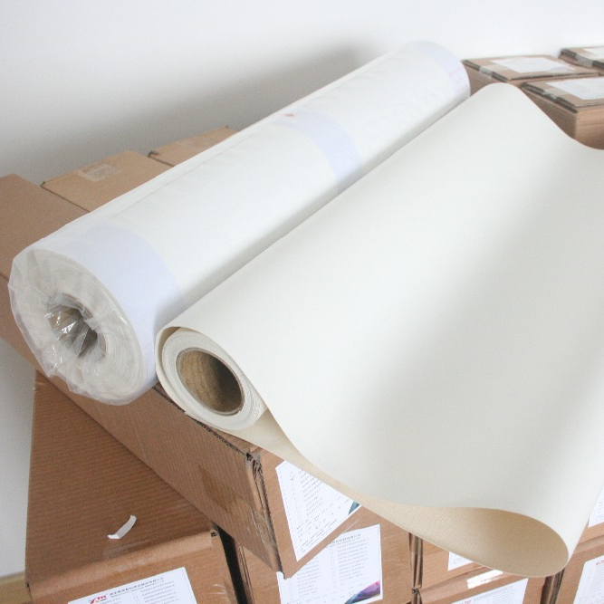 Digitale Pure Katoen Glossy Inkjet Canvas roll