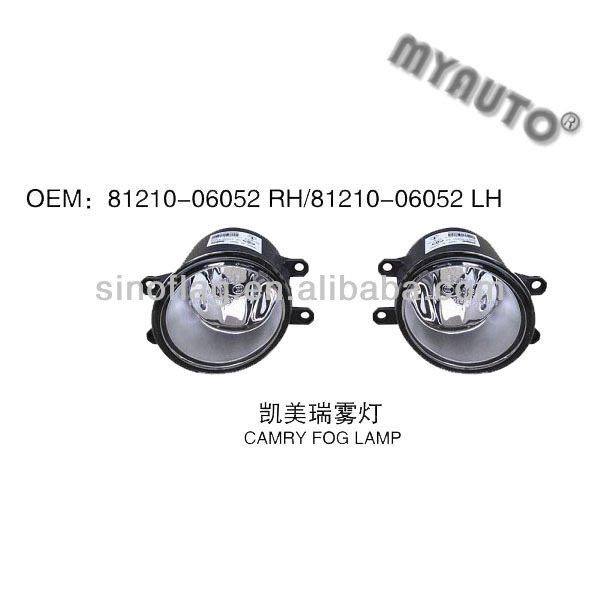 FOG LAMP ASSY USED FOR TOYOTA CAMRY 2012