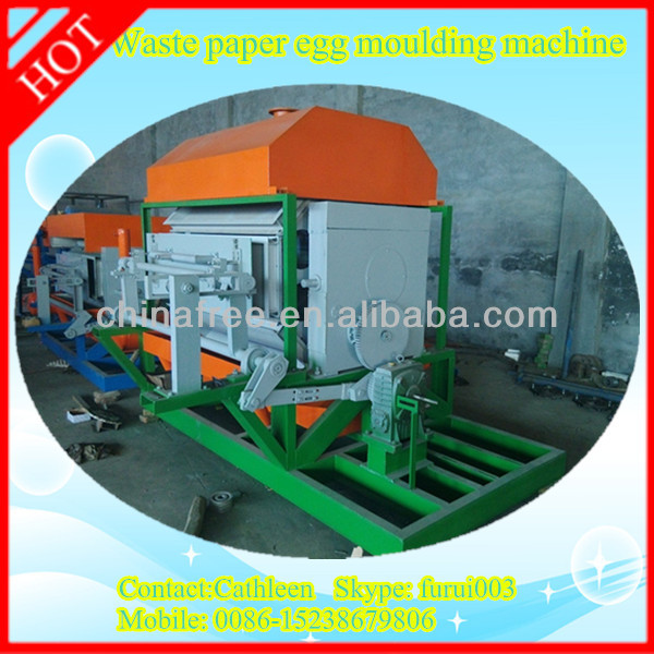 Best selling germany-tec paper egg tray machine