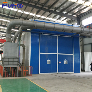 Sand Blasting Room/Sandblasting Booths for sale