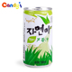 180ml can fresh houssy natural aloe vera drink with pulp