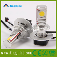New products 2014 scooter headlight cree headlight good quality h7 headlight