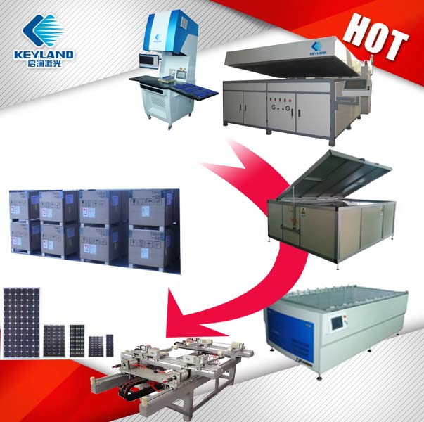 1MW 3MW 5MW 10MW 20MW Annual Solar Panel Manufacturing Machines in PV Solar Energy System Turnkey Solution