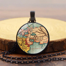 China globe necklace china globe necklace manufacturers and china globe necklace china globe necklace manufacturers and suppliers on alibaba gumiabroncs Image collections