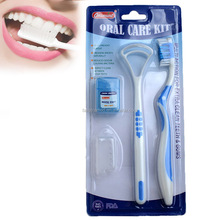 New Dental Hygiene Oral Care Kit for Travel use