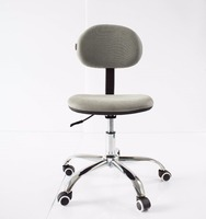 Portable cashier chair lowest price office chair without armrests