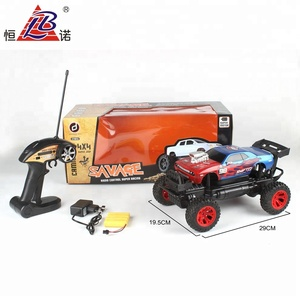 1/14 RC Car Off Road For Sale 2019 New Toy RTR Car RC Brushless With 27MHZ