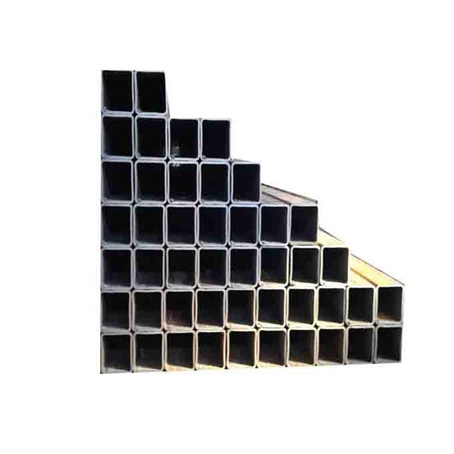 API SPEC 5CT Standard Excellent Performance Small Diameter Hot Rolled Black Ms Square Steel Pipe Weight
