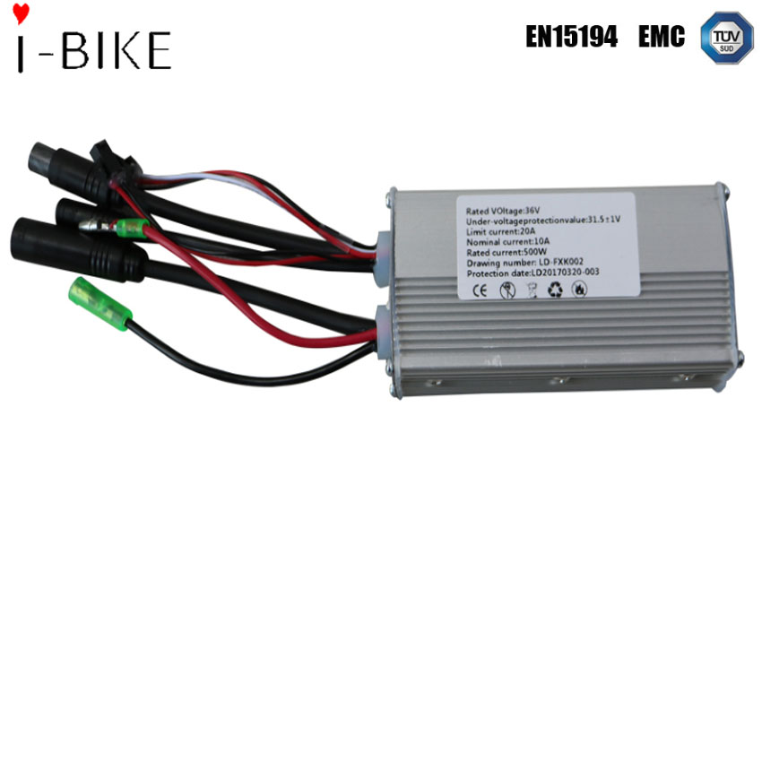 Motors & Parts Electrical Equipments & Supplies Free Shipping Interlligence Brushless Electric Bike Controller 60v 64v 450w 23a