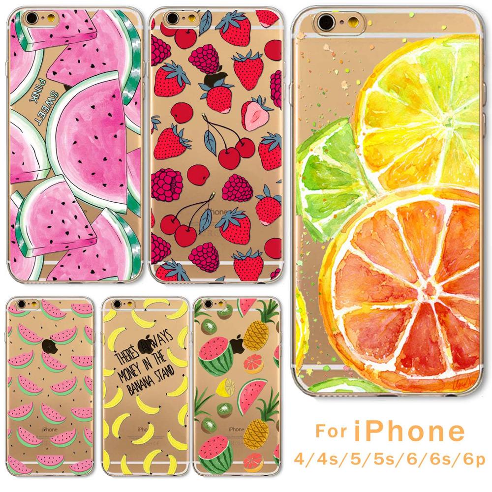 Hot Sale Friunt Printed Case For iPhone 4 4s 5 5s SE 6 6s 6P 6SPlus