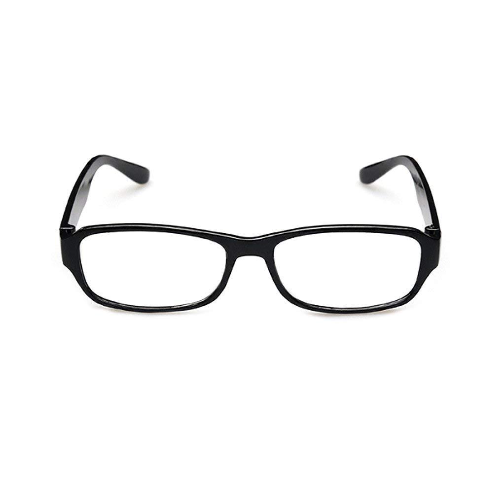 1146488da6e Get Quotations · Harmily Women Men Resin Reading Glasses Readers Presbyopia  Lenses Portable Seniors Eyewear Magnifying Glasses