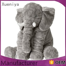 china alibaba factory High Quality custom plush and stuffed elephant toys with big ears