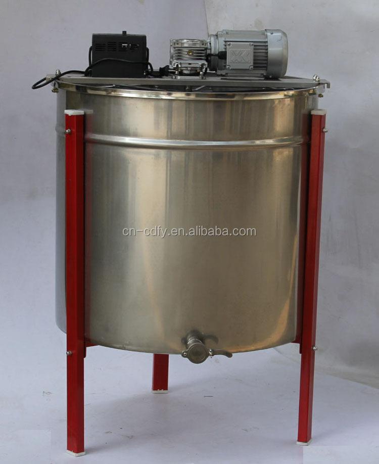 6 frames omkeerbare honing extractor automatische elektrische honing afzuigkap machine honing. Black Bedroom Furniture Sets. Home Design Ideas