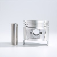 Guaranteed quality proper price de12t 123mm diesel engine piston
